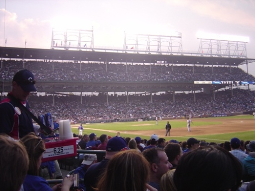 Sect 135, Row 4, Seat 5